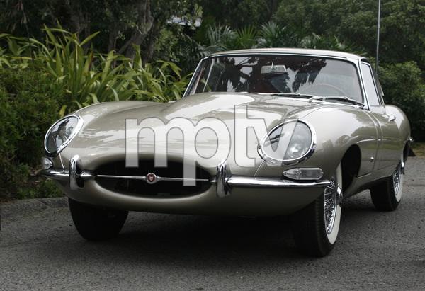 Cars1961 Jaguar E-Type FHC (New York auto show car)2011© 2011 Ron Avery - Image 3846_1985