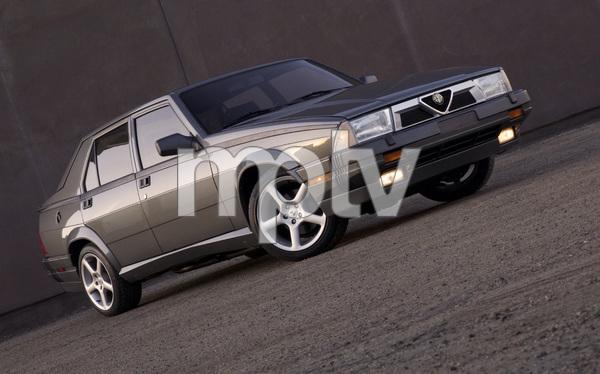 Cars 1988 Alfa Romeo Milano Verde© 2020 Ron Avery - Image 3846_3002