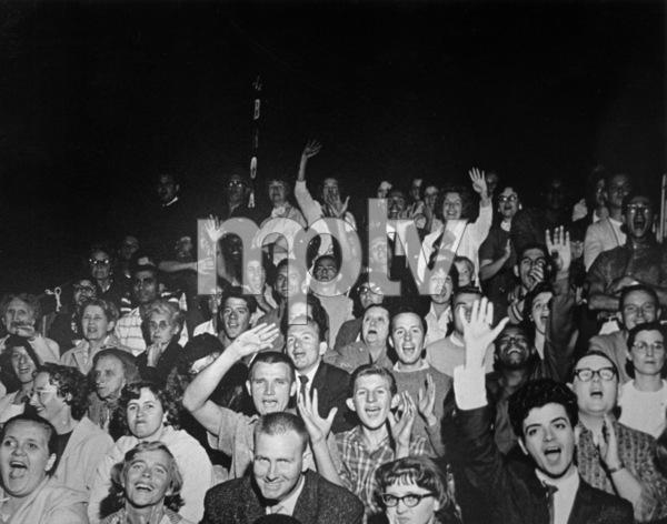 Crowdscirca 1950s © 1978 David Sutton - Image 3854_0795