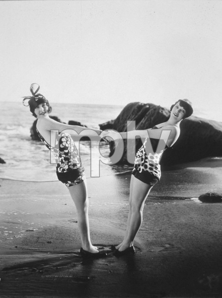 """Bathing Girls""Mack Sennet ComediesPhoto by Geo. F. Cannons - Image 3878_0002"