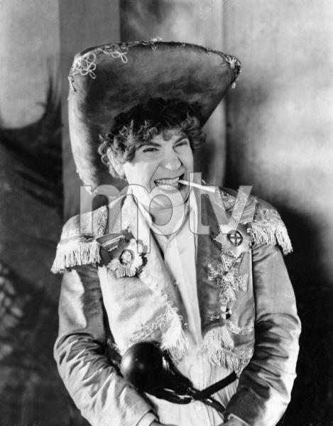 """The Cocoanuts""  Harpo Marx1929 Paramount Pictures** I.V. - Image 3891_0309"