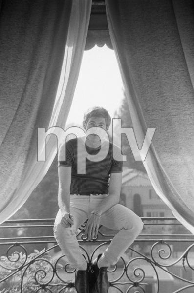 James Coburn at home1966© 1978 David Sutton - Image 3893_0138