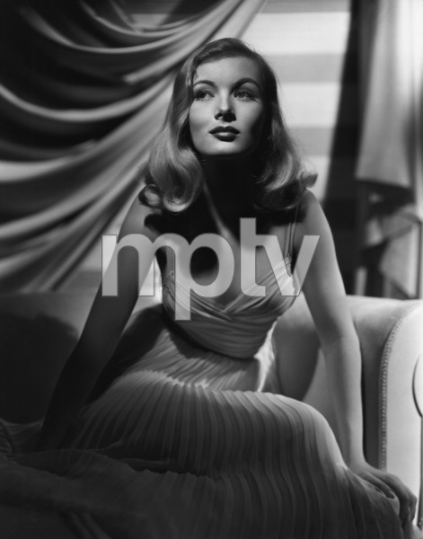 Veronica Lake circa 1940 Photo by Eugene R. Richee ** I.V. - Image 3912_0196