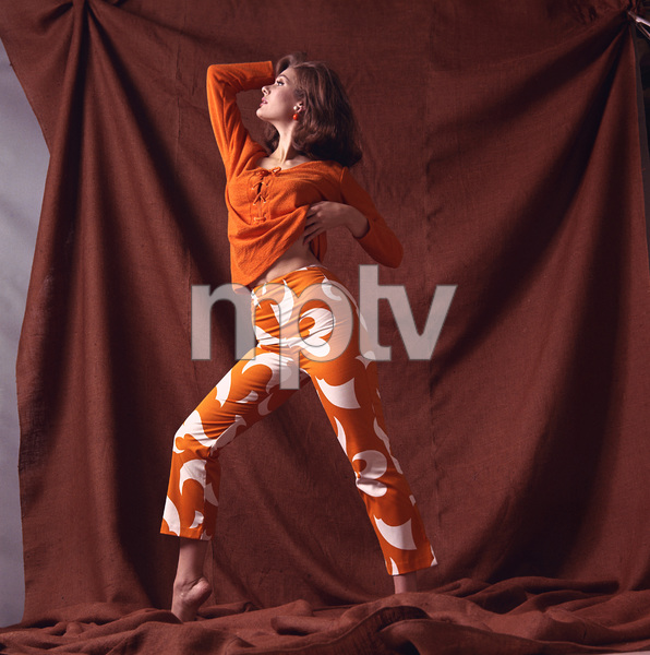 """Fashion""Carla Borelli1965 © 1978 Sid Avery - Image 3956_0972"