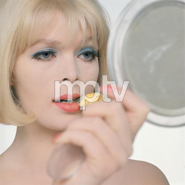 Nico, lead singer for the Velvet Undergroundcirca 1960 © 2008 Mark Shaw - Image 3956_0984