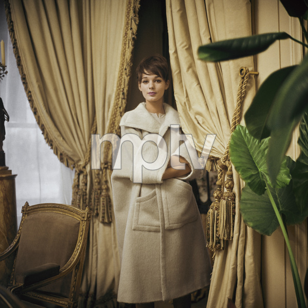 Dior fashion modelcirca 1958© 2013 Mark Shaw - Image 3956_1161