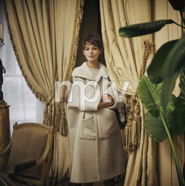 Dior fashion modelcirca 1958© 2013 Mark Shaw - Image 3956_1161