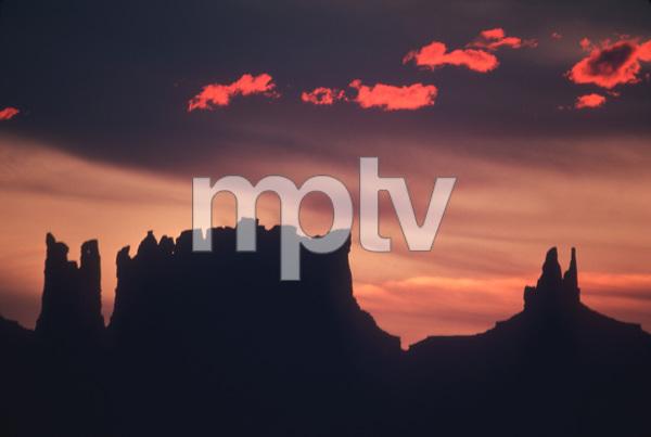 Scenics Monument Valley Utah1974 © 1978 Sid Avery - Image 3969_0011