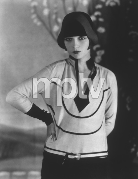 Louise BrooksCirca 1928Photo By Eugene R. Richee - Image 3974_0037