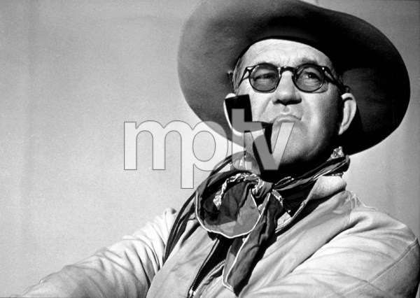 "John Ford on the set of""Stagecoach,"" 1939MPTV/ © 1978 Ned Scott Archive - Image 3981_0035"