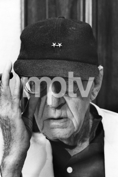 John Ford1972 © 1978 Bruce McBroom - Image 3981_0044