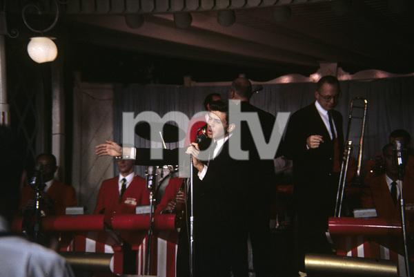 Frank Sinatra Jr. performing at Disneyland1962 © 1978 Ted Allan - Image 4008_0028