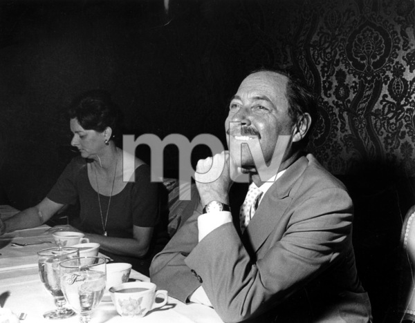 Tennessee Williams 6/11/1968 - Image 4015_0004