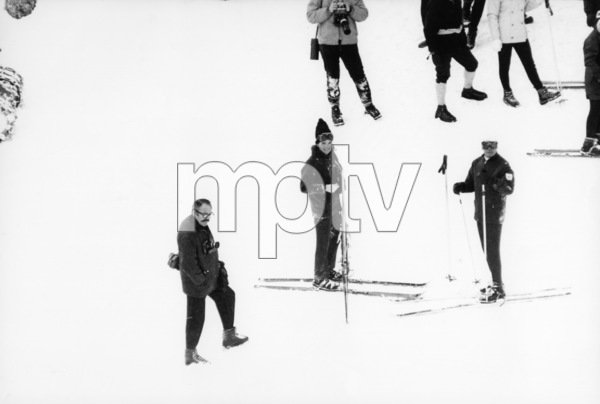 Jacqueline Kennedy in Aspen, Colorado circa 1969© 1978 Gunther - Image 4027_0039