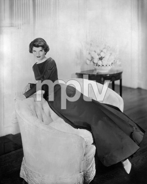Jacqueline Kennedy c.1960 © 1978 John Engstead - Image 4027_0115