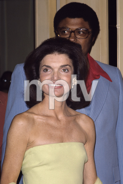 """Jacqueline Kennedy and Roosevelt """"Rosey"""" Griercirca 1968© 1978 Gary Lewis - Image 4027_0151"""