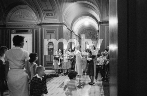 Jacqueline Kennedy in Washington D.C.1959© 2012 Mark Shaw - Image 4027_0160