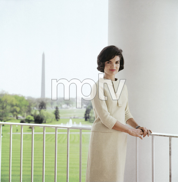 Jacqueline Kennedy in April of 1961© 2012 Mark Shaw - Image 4027_0182