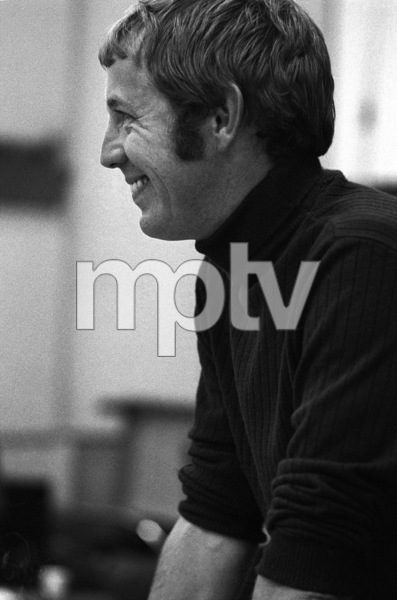 Noel Harrison at a recording session1967 © 1978 Ed Thrasher - Image 4043_0006