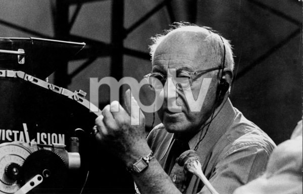 """Cecil B. De Mille, director, on the set of """"The Ten Commandments,"""" 1956. © 1978 Bill AveryMPTV - Image 40_157"""