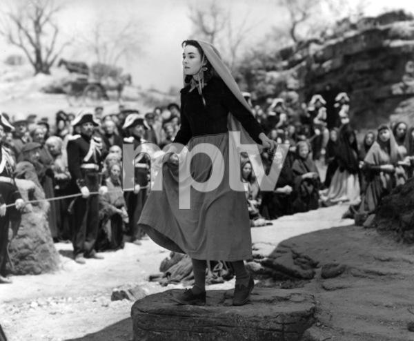 """The Song of Bernadette""Jennifer Jones1943 20th Century Fox - Image 4133_0001"