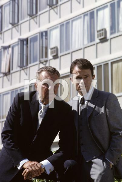 """The Eleventh Hour""Ralph Bellamy, Jack Ging1963© 1978 Gene Trindl - Image 4160_0003"
