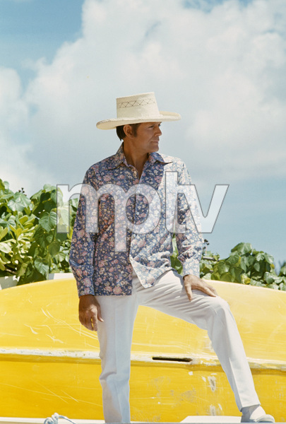 """Hawaii Five-O""Jack Lordcirca 1973** H.L. - Image 4187_0020"