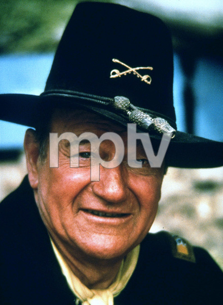 """Rio Lobo,"" John WayneCinema Center 1970. © 1978 David Sutton - Image 4229_0002"