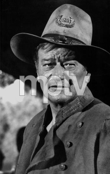 """John Wayne, portrait for """"Rio Lobo,"""" 1970. © 1978 David SuttonMPTV - Image 4229_1"""