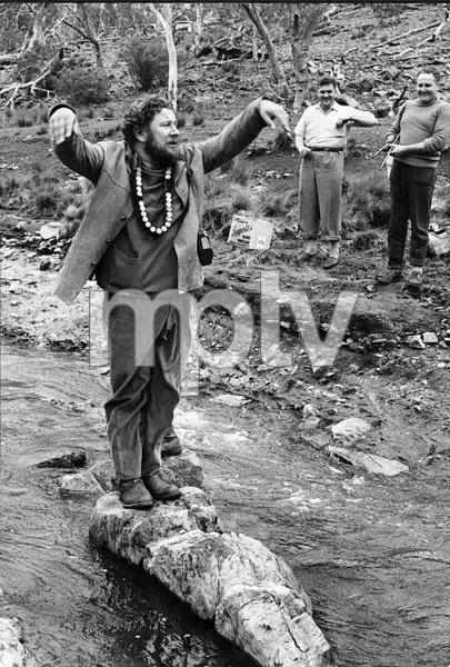 """The Sundowners""Peter Ustinov1960 Warner Brothers © 1978 Sanford Roth / AMPAS - Image 4232_0004"