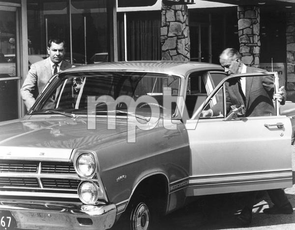 """""""Dragnet""""Jack Webb, Harry Morgancirca 1967**I.V. - Image 4243_0003"""