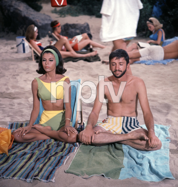 """For Those Who Think Young""Nancy Sinatra, Bob Denver1964 United Artists © 1978 Ted Allan - Image 4267_0002"