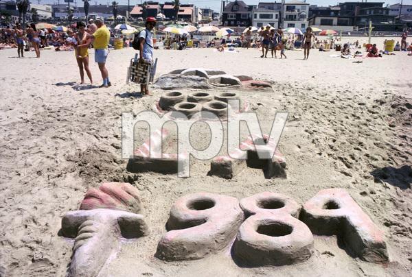 Olympics in Los Angeles1984© 1984 Ulvis Alberts - Image 4271_0015