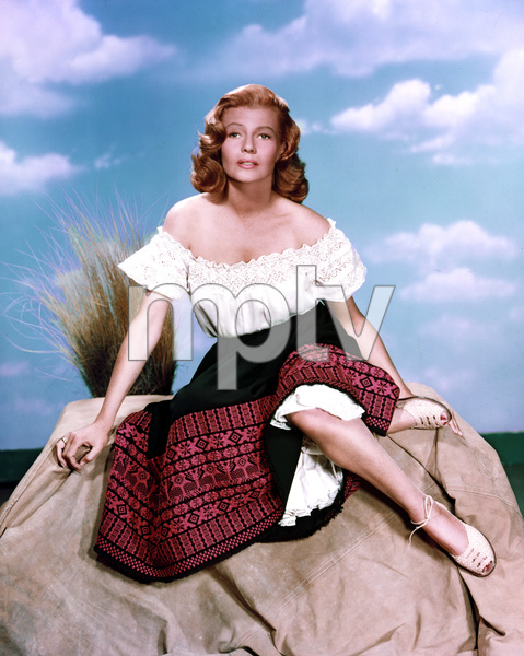 """They Came to Codura""Rita Hayworth1959 ColumbiaPhoto by Robert Coburn Jr.**I.V. - Image 4320_0002"