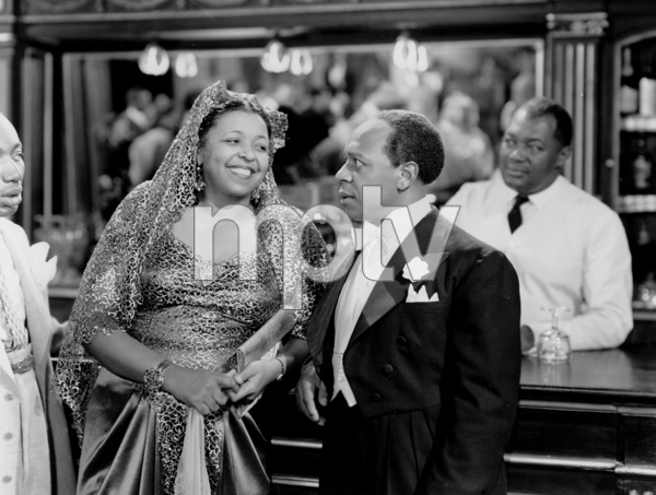 """""""Cabin in the Sky""""Ethel Waters, Eddie """"Rochester"""" Anderson1943 MGM**I.V. - Image 4374_0003"""