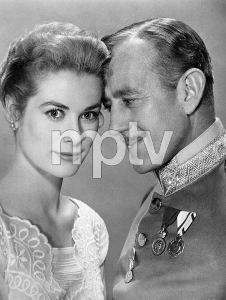 """Swan, The""Grace Kelly, Alec Guinness1956 MGM**I.V. - Image 4415_0014"