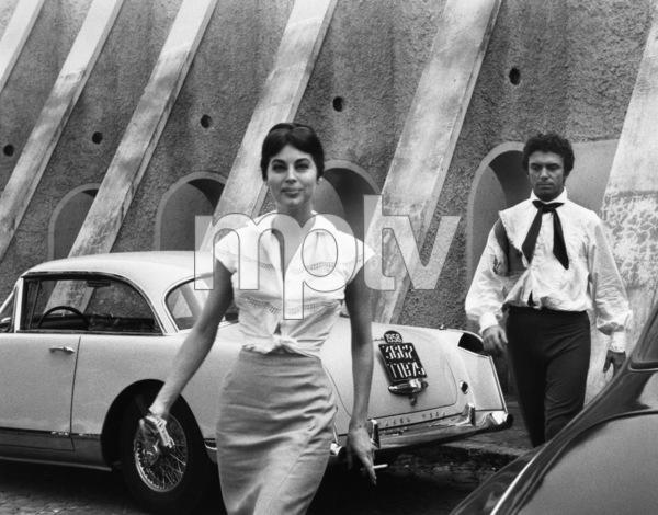 """The Naked Maja""Ava Gardner, Anthony Franciosa1958© 1978 Sanford Roth / A.M.P.A.S.  - Image 4438_0005"