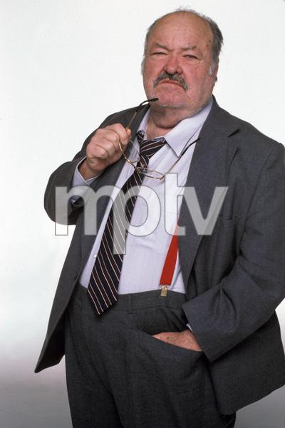"""""""Jake and the Fatman""""William Conrad © 1987 Mario Casilli - Image 4443_0041"""