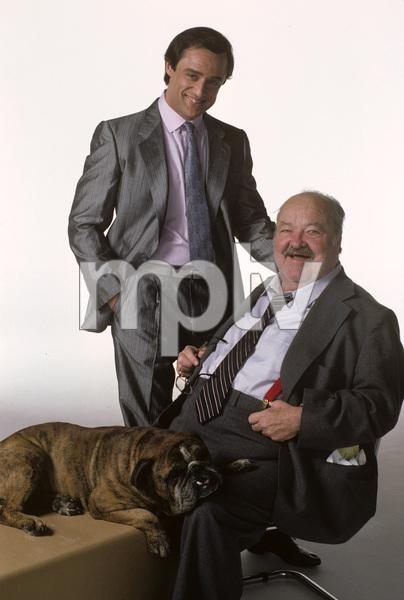 """Jake and the Fatman""Joe Penny, William Conrad1987 © 1987 Mario Casilli - Image 4443_0045"