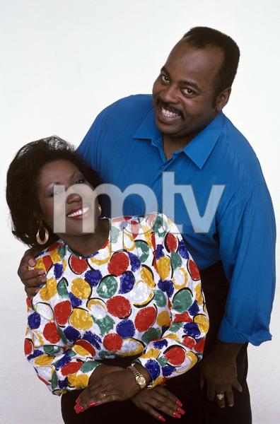 """""""Family Matters""""JoMarie Payton, Reginald VelJohnson1989 © 1989 Mario Casilli - Image 4531_0007"""