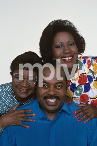 """""""Family Matters""""Rosetta LeNoire, JoMarie Payton, Reginald VelJohnson1989 © 1989 Mario Casilli - Image 4531_0009"""