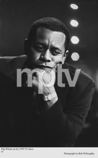 """Flip Wilson Show, The"" Flip Wilson1970 NBC © 1978 Bob Willoughby - Image 4543_0017"