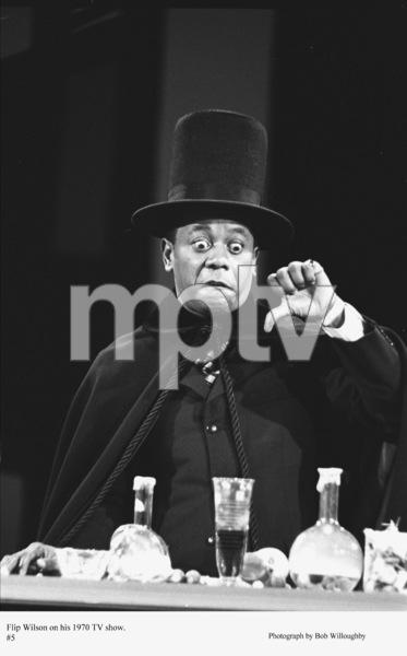 """Flip Wilson Show, The"" Flip Wilson1970 NBC © 1978 Bob Willoughby - Image 4543_0018"