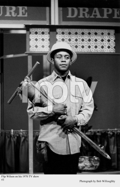 """Flip Wilson Show, The"" Flip Wilson1970 NBC © 1978 Bob Willoughby - Image 4543_0020"