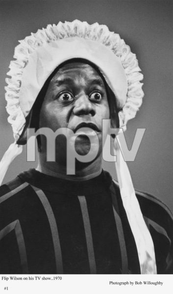 """Flip Wilson Show, The"" Flip Wilson1970 NBC © 1978 Bob Willoughby - Image 4543_0022"