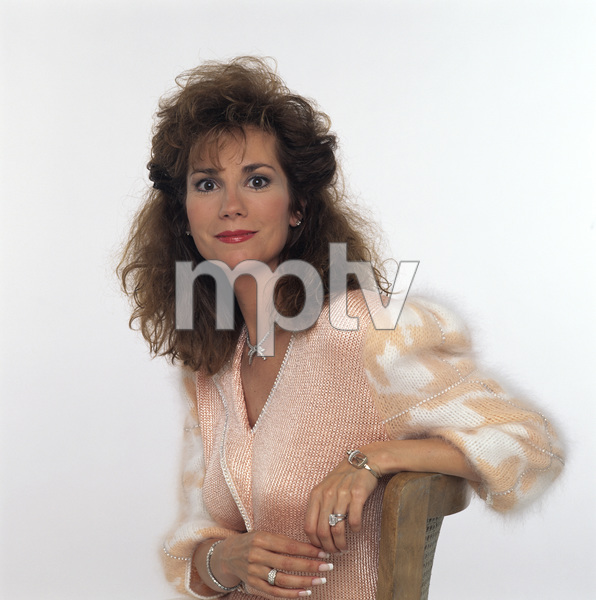 """""""Live with Regis and Kathie Lee"""" Kathie Lee Gifford circa 1980s © 1980 Mario Casilli - Image 4546_0007"""