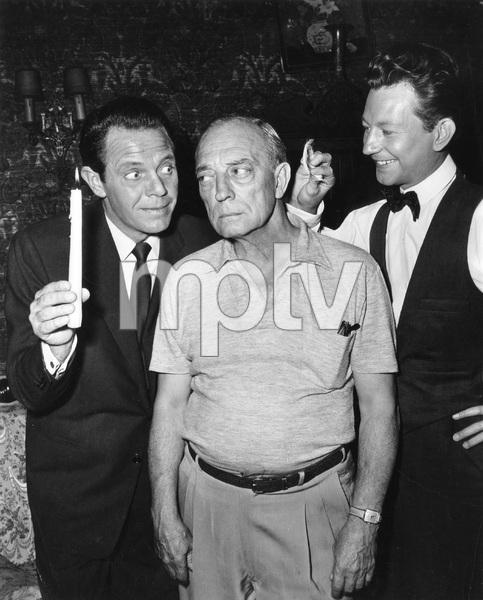 """THE BUSTER KEATON STORY""  Buster Keaton, Donald O"
