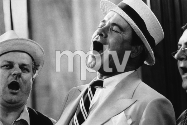 """""""Front Page, The""""Jack Lemmon1974 UI © 1978 Bill Avery / MPTV - Image 4566_0009"""