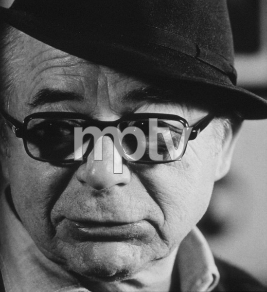 """Front Page, The""Director Billy Wilder1974 UI © 1978 Bill Avery / MPTV - Image 4566_0011"