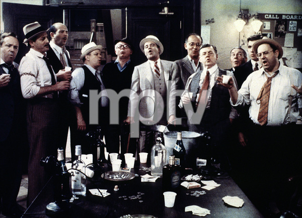 """Front Page, The""Director Billy Wilder and Cast1974 UI © 1978 Bill Avery / MPTV - Image 4566_0029"